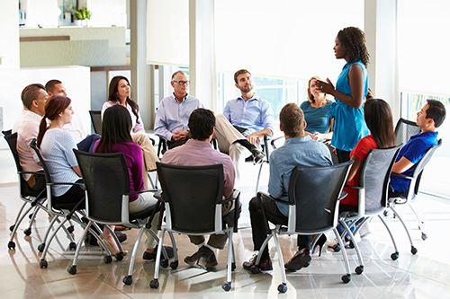 Cvatd Leveraging Social Capital Through Mentoring Circles